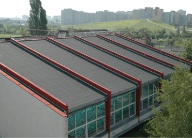 Bitumen waterproofing membrane 11