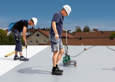 Bitumen waterproofing membrane 7