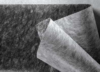 Colback nonwoven fabric F2F type